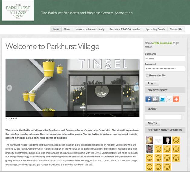 Parkhurst Village